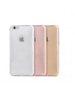 Протектор за iPhone 6/6S Plus, Remax Bright, TPU, Slim, Прозрачен - 51413
