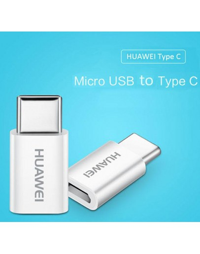 Huawei 5V2A Type C To Micro USB Adapter