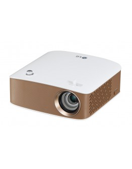 LG PH150G Portable MiniBeam Projector, Built-in ty