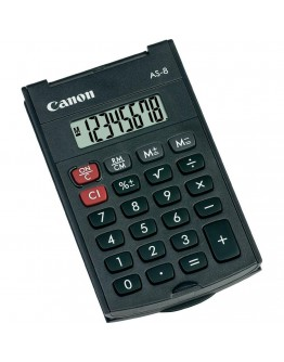 Canon AS-8 Handheld Calculator