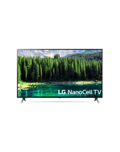 Телевизор LG UHD, ELED, DVB-C/T2/S2, Nano Cell Display, Alph