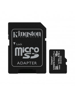 16GB SDMIC KINGST CANVAS SEL+