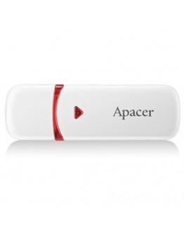Apacer 16GB AH333 White - USB 2.0 Flash Drive
