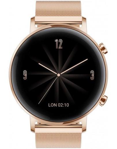 Huawei Watch GT2  Diana-B19B, Elegant, 42mm, 1.2 A