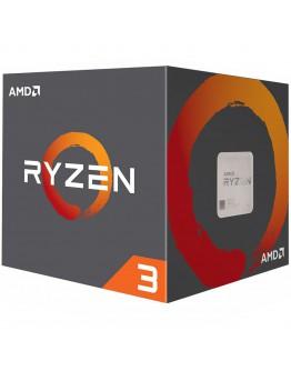 AMD CPU Desktop Ryzen 3 4C/4T 1200 (3.1/3.4GHz