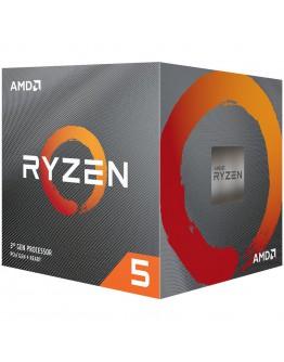 AMD CPU Desktop Ryzen 5 4C/8T 3400G