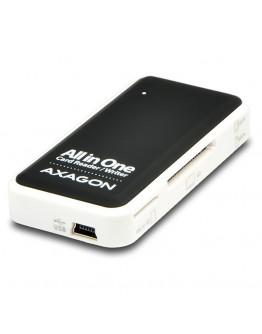 AXAGON CRE-X1 External Mini Card Reader 5-slot