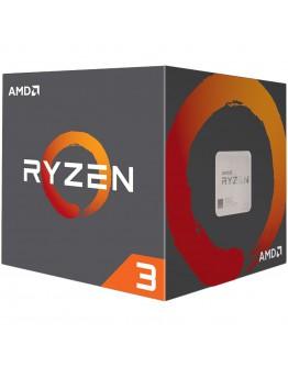 AMD CPU Desktop Ryzen 3 4C/8T