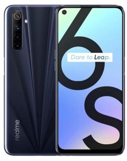 Смартфон REALME 6S 2002 4G+64G/BLACK