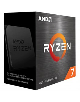 AMD CPU Desktop Ryzen 7 8C/16T 5800X (3.8/4.7GHz