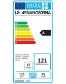 Телевизор LG 49NANO803NA, 49 4K IPS HDR Smart Nano Cell TV,
