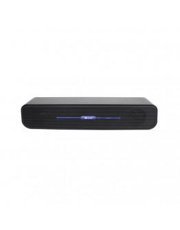 Тонколона Kisonli i-520, 2x3W, USB, Черен - 22154