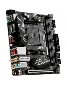 MSI B450I GAMING PLUS MAX WIFI, Mini-ITX, AMD AM4