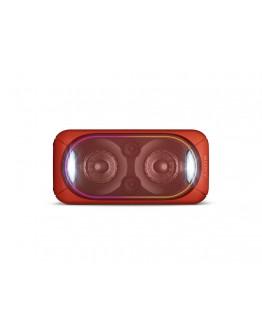 Sony GTK-XB60 Party System, red