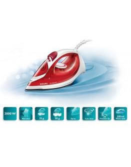 Philips Парна ютия EasySpeed 2000W